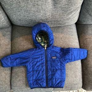 Patagonia 12-18 boy jacket